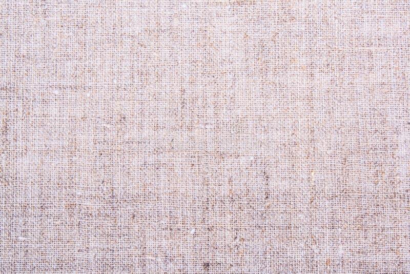 Textura De La Lona De Lino Imagen de archivo