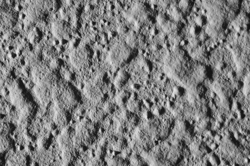 Textura de la luna foto de archivo libre de regalías