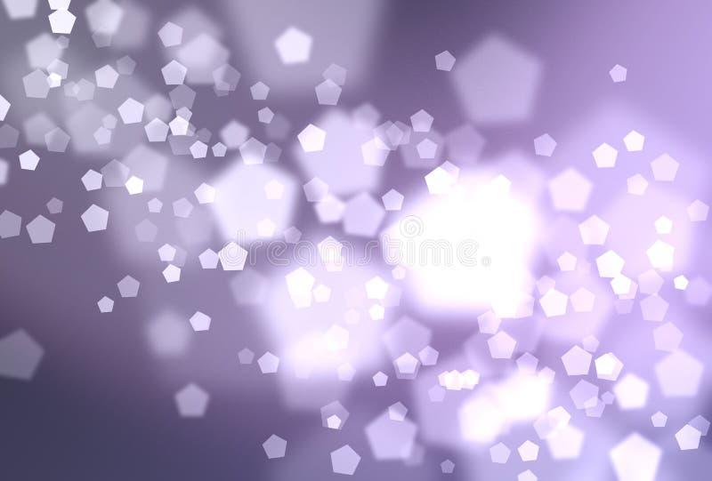Textura de la luz de Bokeh fotografía de archivo libre de regalías