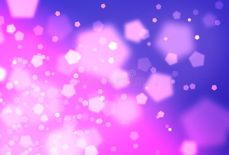 Textura de la luz de Bokeh imagen de archivo libre de regalías