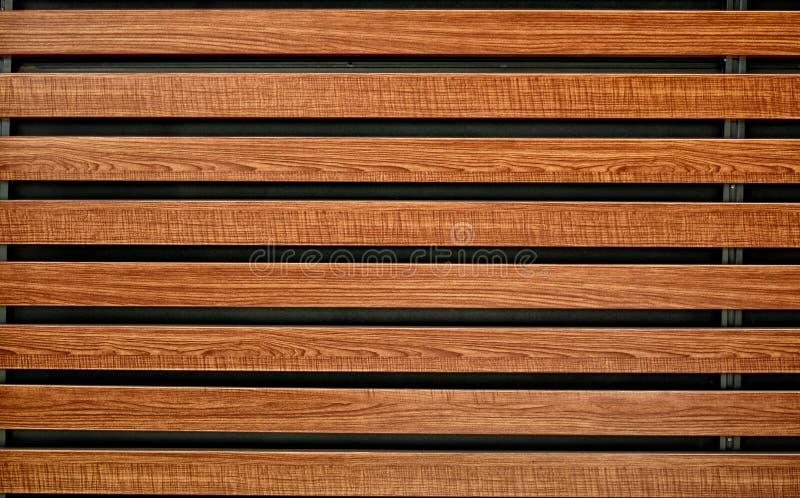 Textura de la madera, tableros de madera Pared de madera vieja para la textura y el fondo Los paneles de madera de la cerca de Br foto de archivo