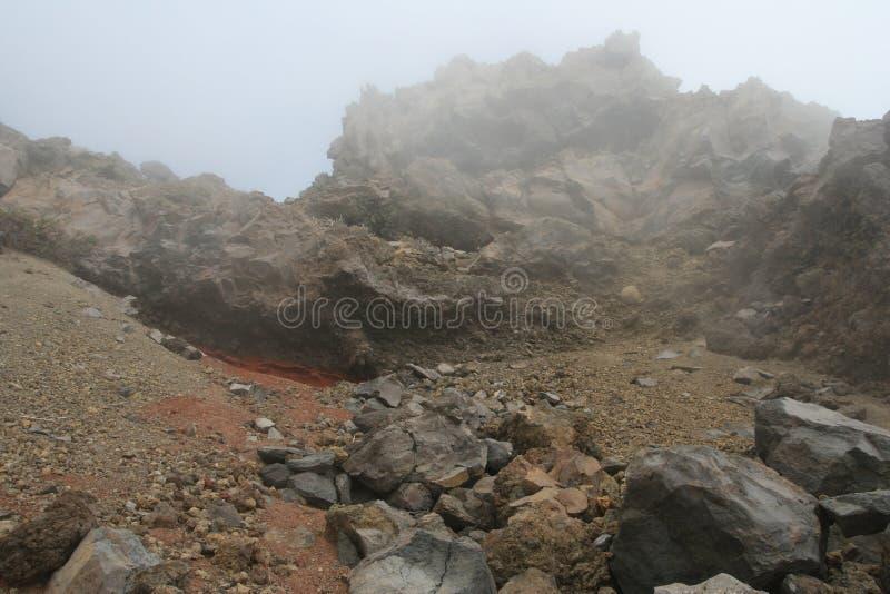 Textura de la montaña foto de archivo libre de regalías