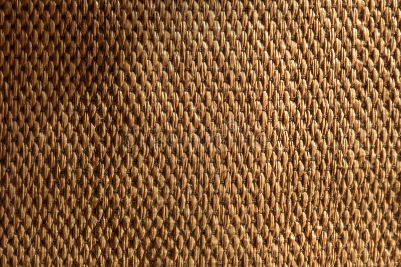Textura de la paja del arroz sunlit foto de archivo libre de regalías
