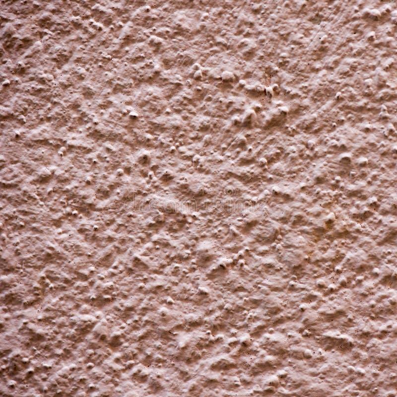 Textura de la pared de Brown del cemento fotografía de archivo libre de regalías