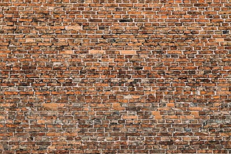 Textura de la pared de ladrillo vieja foto de archivo libre de regalías