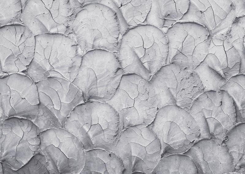 Textura de la pared gris del cemento del color para el trabajo de arte del fondo y del diseño fotos de archivo