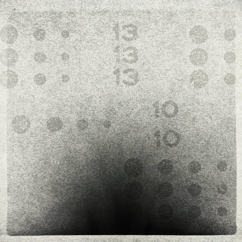 Textura de la película imagen de archivo libre de regalías