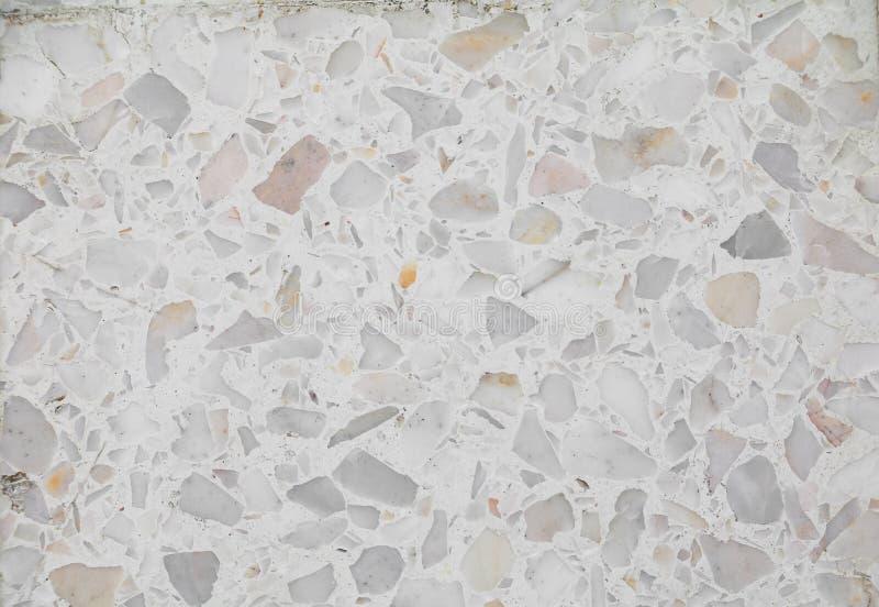 Textura de la piedra del piso del terrazo hermoso - Piso marmol negro ...