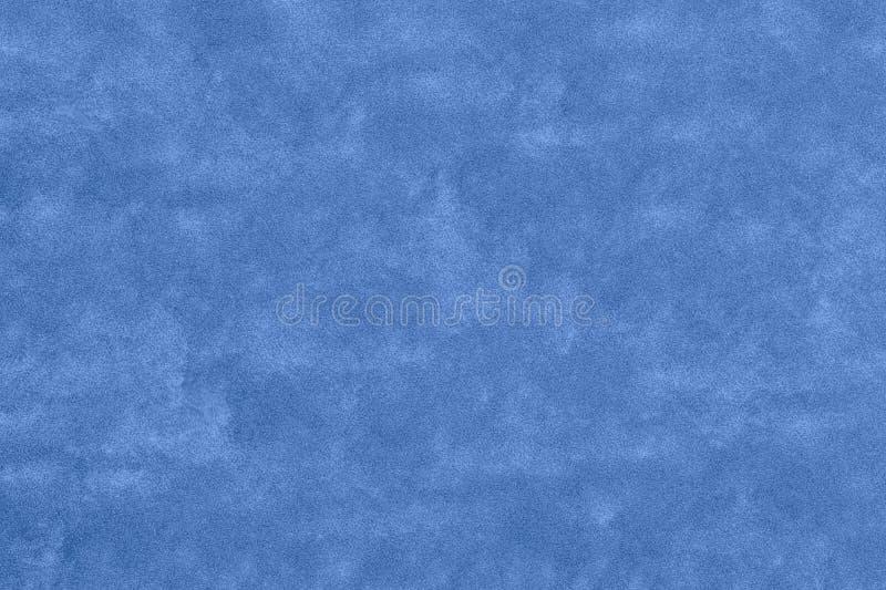 Textura de la ropa del terciopelo o de la tela de materia textil azul ilustración del vector