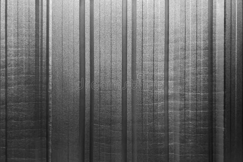 Textura de la superficie de la parte posterior del material de hoja de metal imagenes de archivo