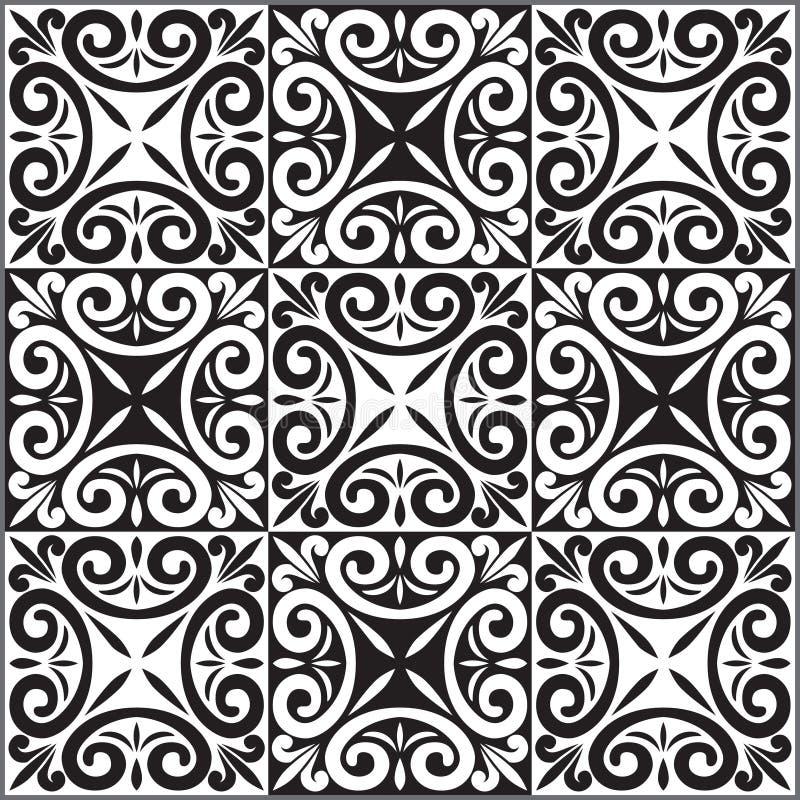 Textura de la tarjeta de ajedrez ilustración del vector