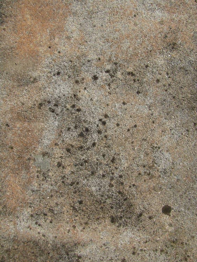Textura de la teja de la piedra de Brown foto de archivo libre de regalías