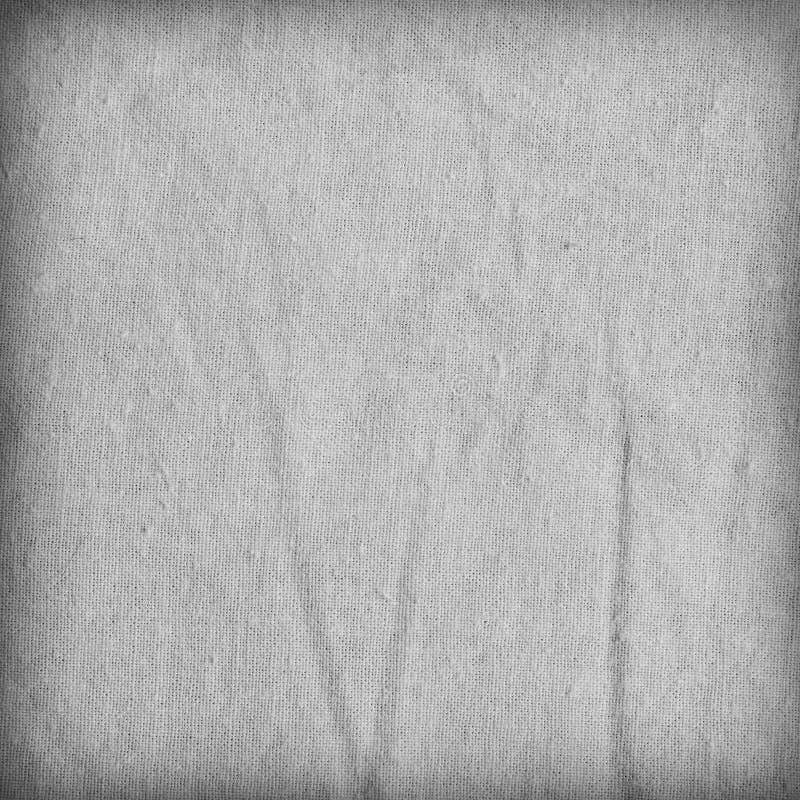 Textura de la tela con el modelo rayado delicado, lona imagen de archivo libre de regalías