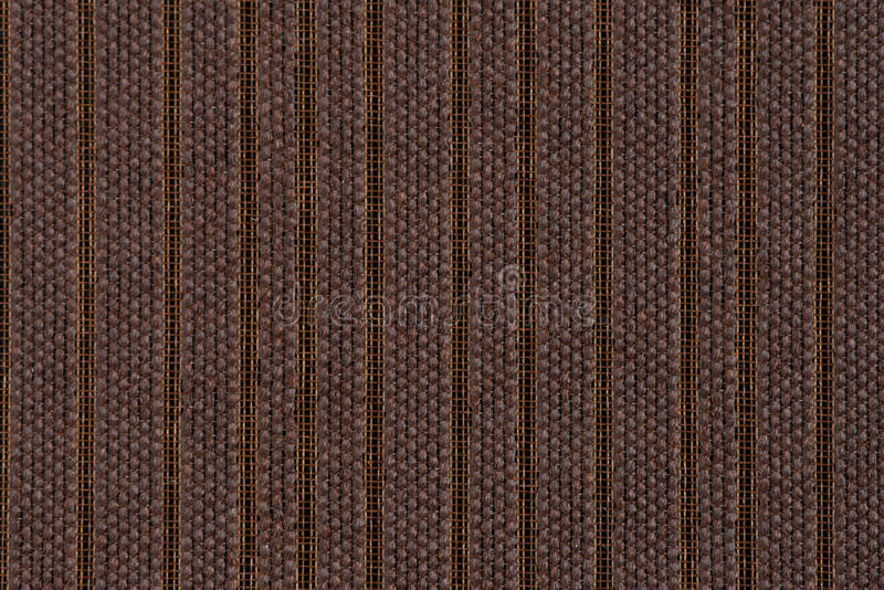Textura de la tela de Brown fotos de archivo libres de regalías