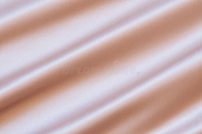Textura de la tela de satén imagen de archivo libre de regalías