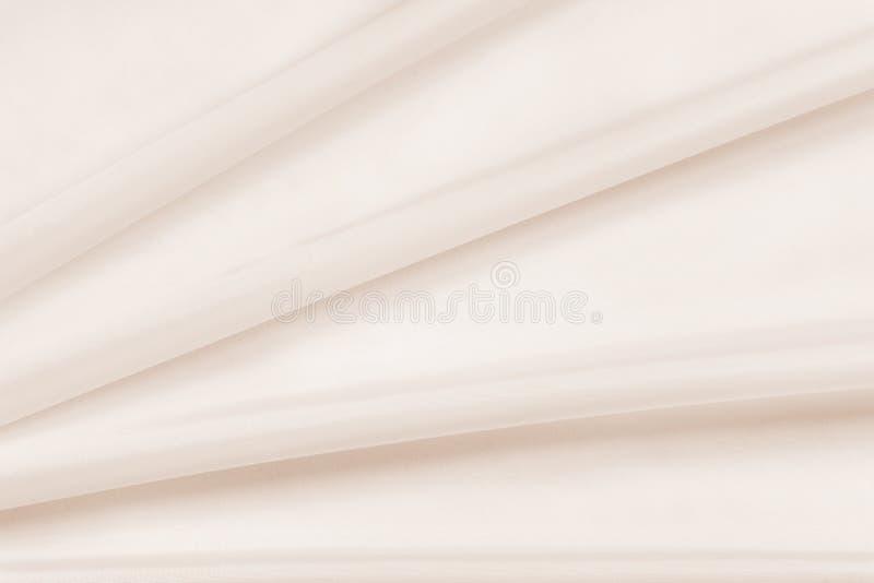 Textura de la tela de satén foto de archivo