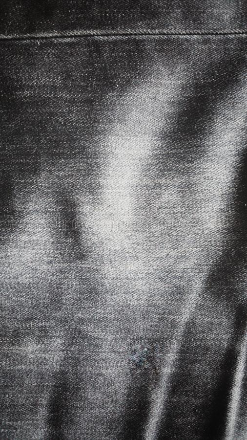 textura de la tela de la mezclilla imagenes de archivo
