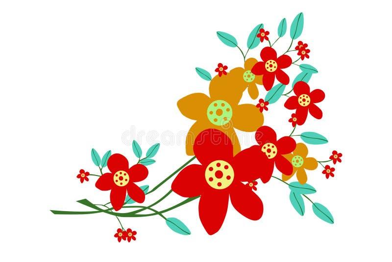 Textura de las flores imagen de archivo