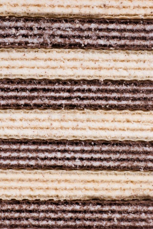 Textura de las obleas imagen de archivo
