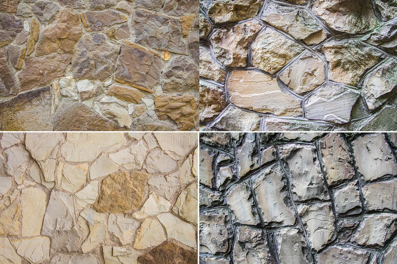 Textura #1 de las piedras foto de archivo libre de regalías