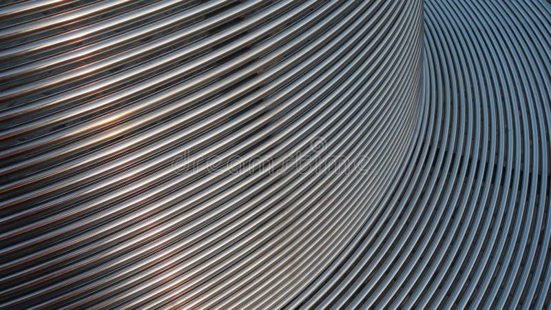 Textura de las rayas foto de archivo