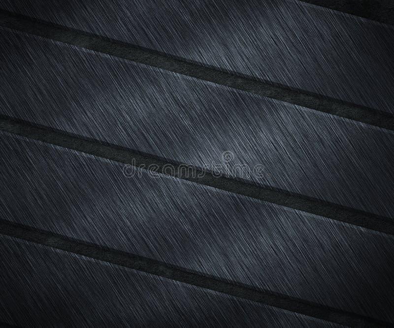Textura de las tiras de metal imágenes de archivo libres de regalías