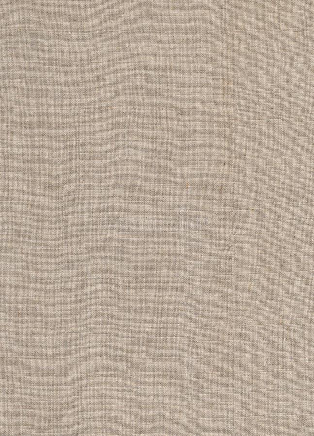 Textura de linho natural fotografia de stock royalty free