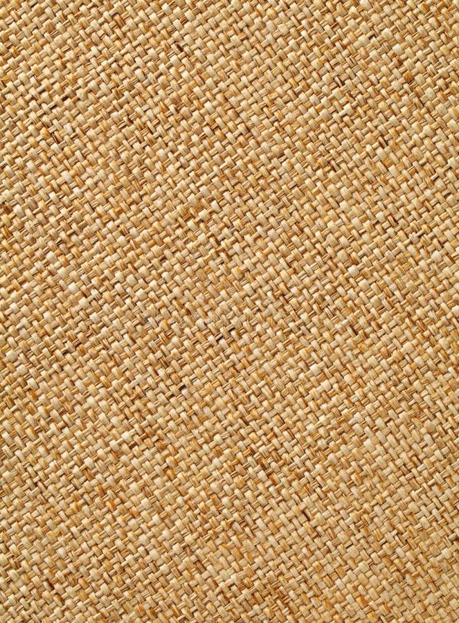 Textura de linho natural foto de stock