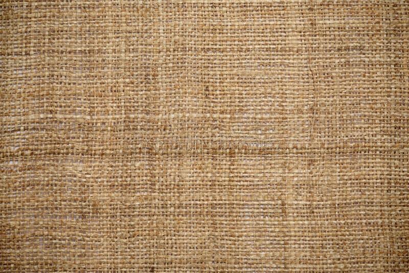 Textura de linho natural para o fundo fotografia de stock