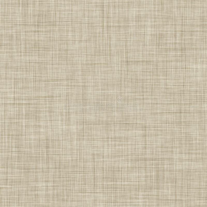 Textura de lino ilustración del vector