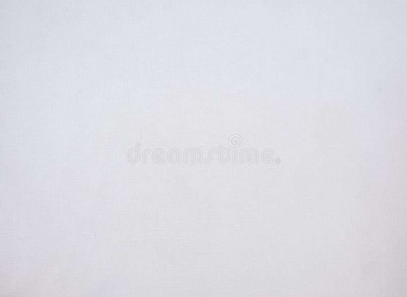 Textura de lino blanca imágenes de archivo libres de regalías