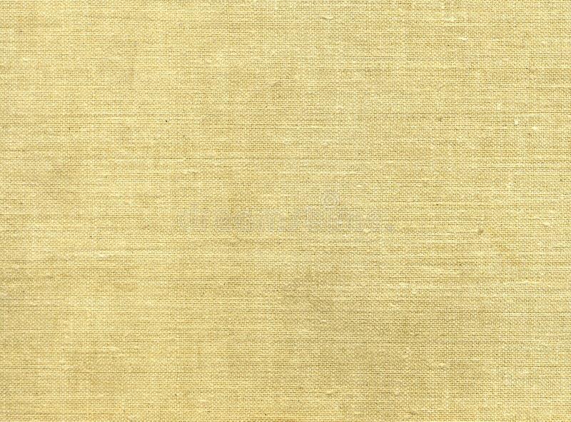 Textura de lino cruda imagenes de archivo