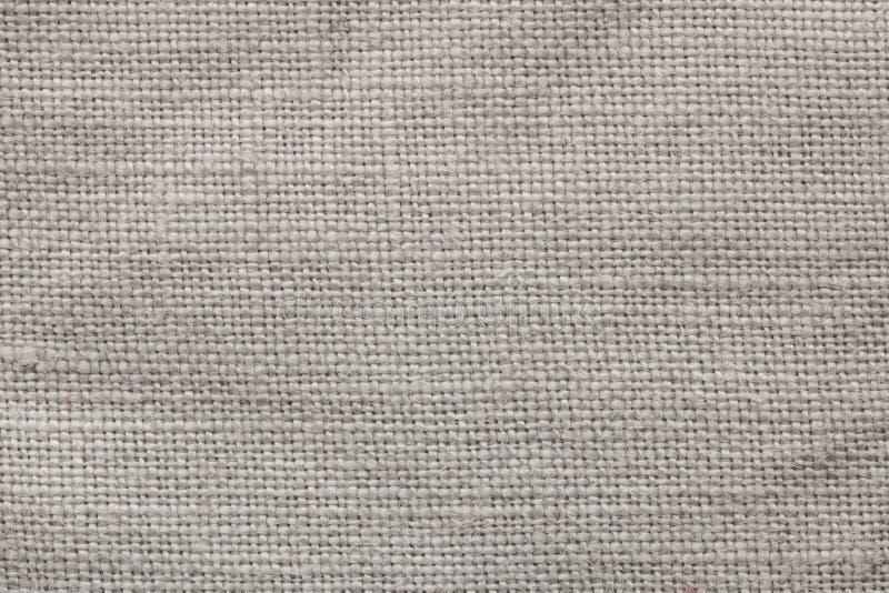 Textura de lino del fondo imagenes de archivo