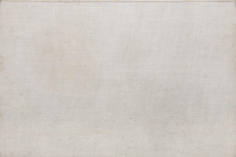 Textura de lino natural envejecida fotografía de archivo