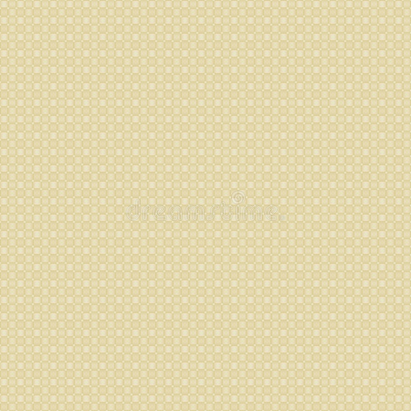 Textura de lino natural ligera del vector para el fondo ilustración del vector