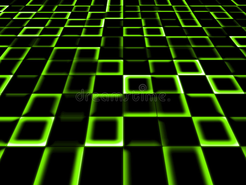 Textura de los cubos ilustración del vector