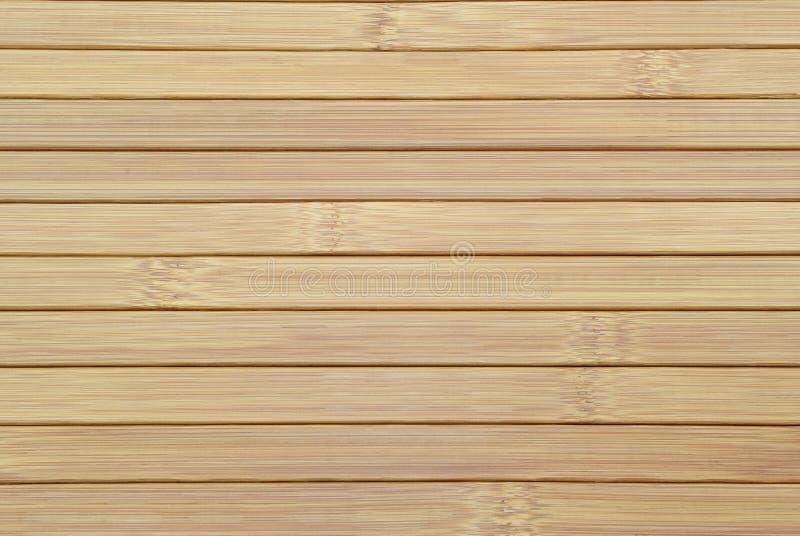 Textura de los listones de madera del bamb imagen de - Listones de madera para exterior ...