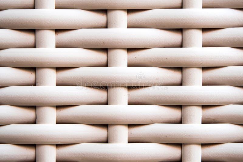 Textura De Los Muebles De Bambú Artificiales De La Armadura Foto de ...