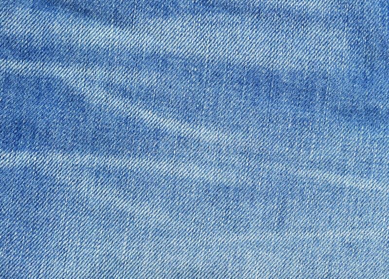 Textura de los pantalones vaqueros foto de archivo