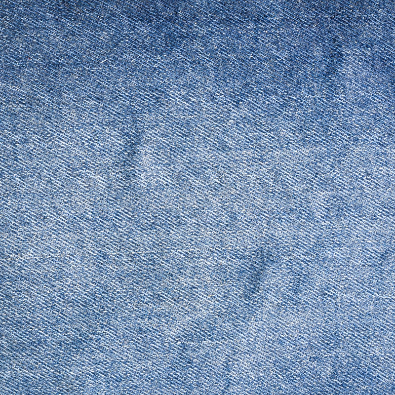 Textura de los vaqueros, tela fotografía de archivo libre de regalías