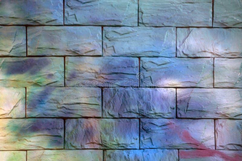 Textura de mármol azul - roca inconsútil abstracta del fondo imagenes de archivo