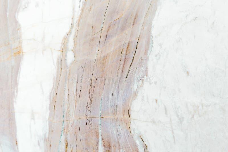Textura de mármol blanca con las venas delicadas imagenes de archivo