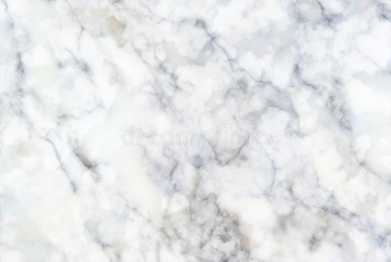 Textura de mármol blanca, modelo para el fondo lujoso del papel pintado de la teja de la piel fotos de archivo libres de regalías