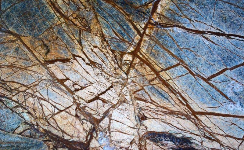 Textura de mármore ilustração stock