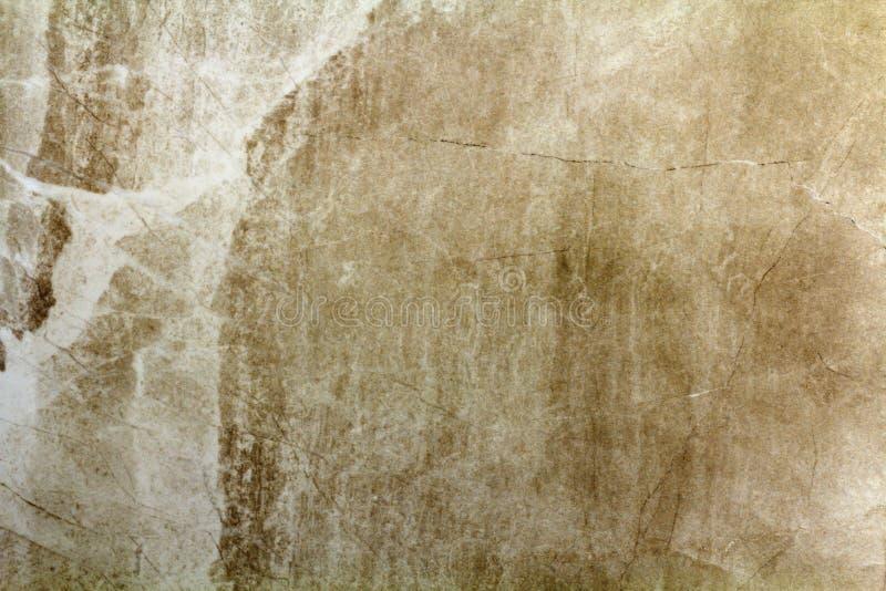 Textura de mármore bege clara com teste padrão de superfície decorativo rachado natural para o trabalho de arte do fundo ou do pr fotos de stock