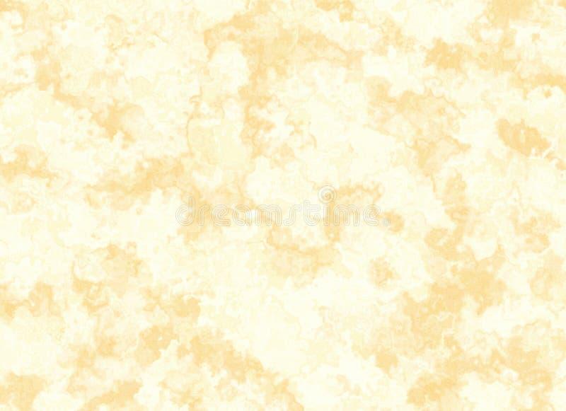 Textura de mármore bege com teste padrão do ponto ilustração stock