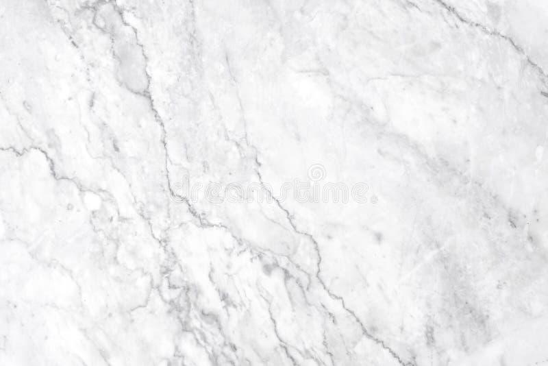 Textura de mármore branca de Carrara foto de stock royalty free