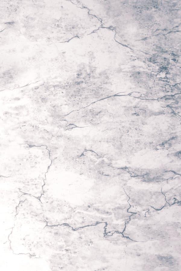 Textura de mármore branca e cinzenta no teste padrão natural para o trabalho de arte do fundo e do projeto fotografia de stock