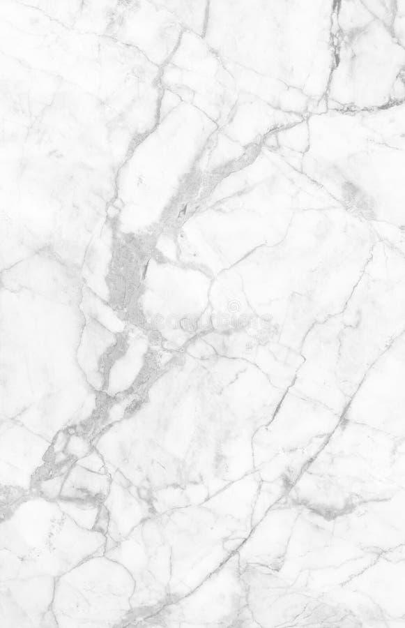 Textura de mármore branca, estrutura detalhada do mármore em natural modelado para o fundo e projeto foto de stock royalty free