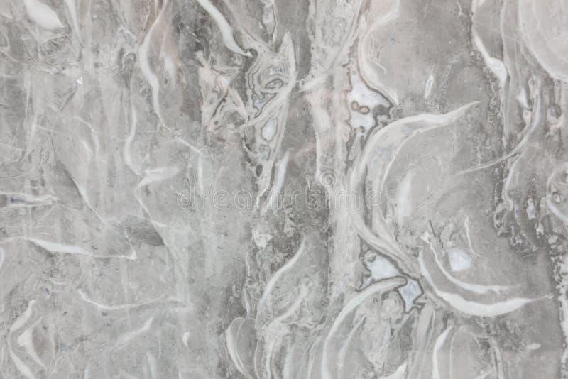 Textura de mármore branca, estrutura detalhada do mármore no pa natural foto de stock